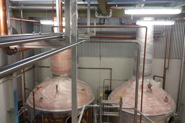 Pot Still Piping Copper and Stainless Steel Product Lines